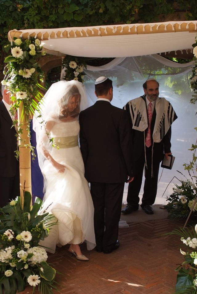 Kensington Roof Gardens Jewish Wedding