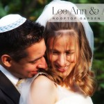 Lee Ann & André | London Jewish Wedding at Kensington Roof Gardens