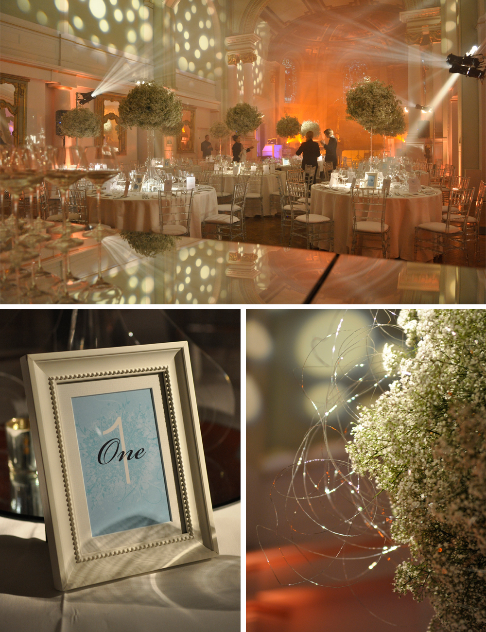 ONE MARYLEBONE GLAM WEDDING LONDON