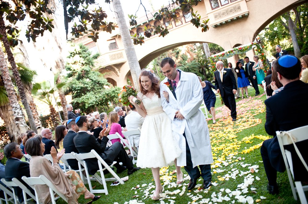 PASADENA JEWISH WEDDING 38