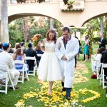 Sara & Ben | Gloriously Colourful and Creative Jewish Wedding at  Castle Green, Pasadena, California, USA