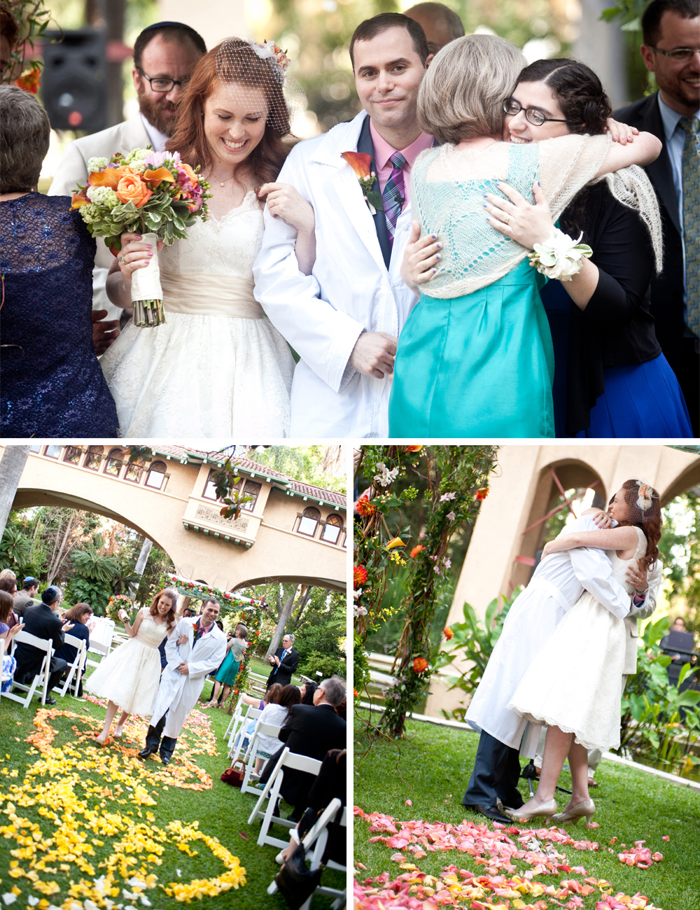 PASADENA JEWISH WEDDING G