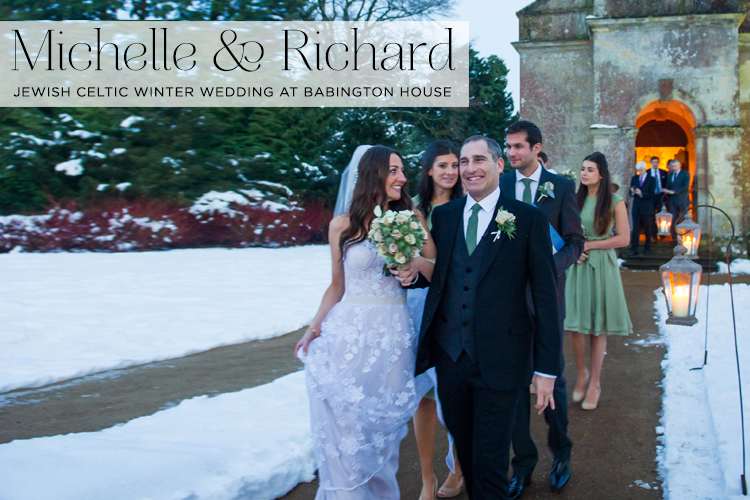 Babington House Wedding