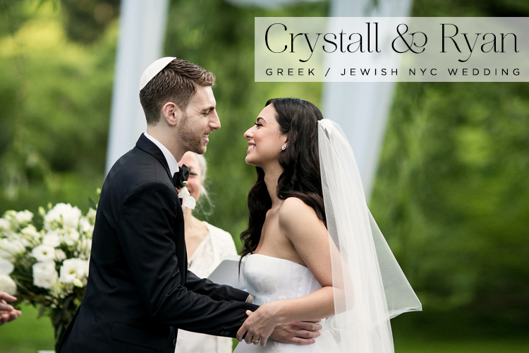 GREEK JEWISH WEDDING