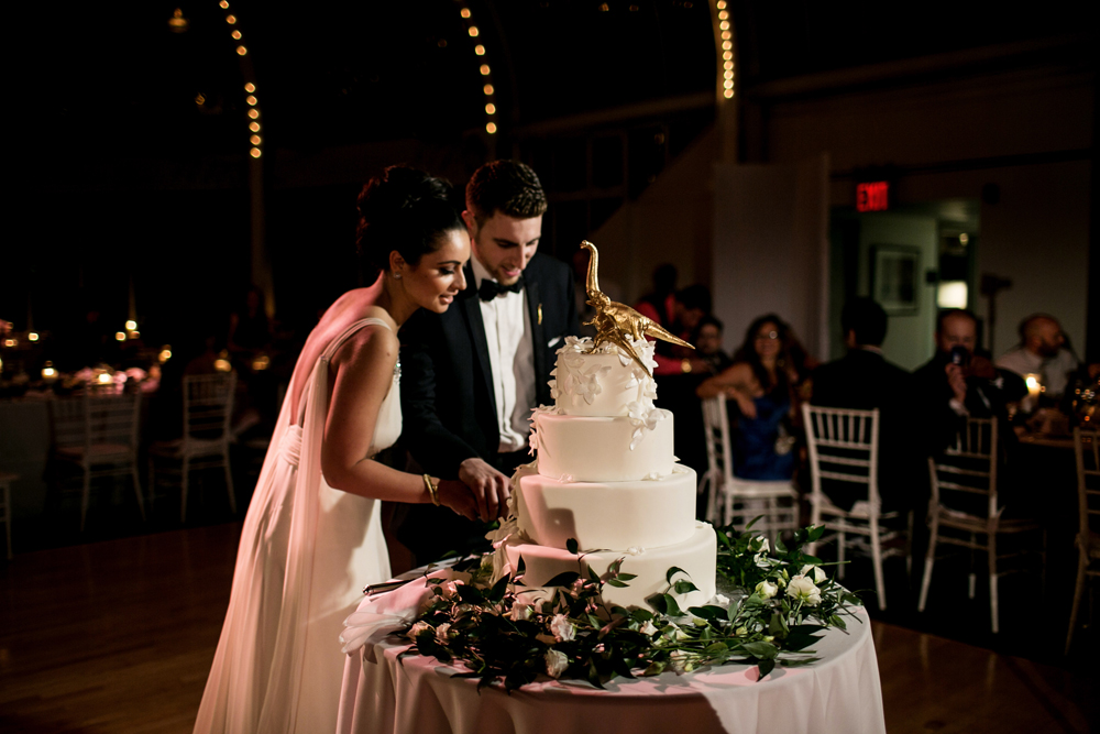 Jewish Greek Wedding at Brooklyn Botanical Garden New York 102