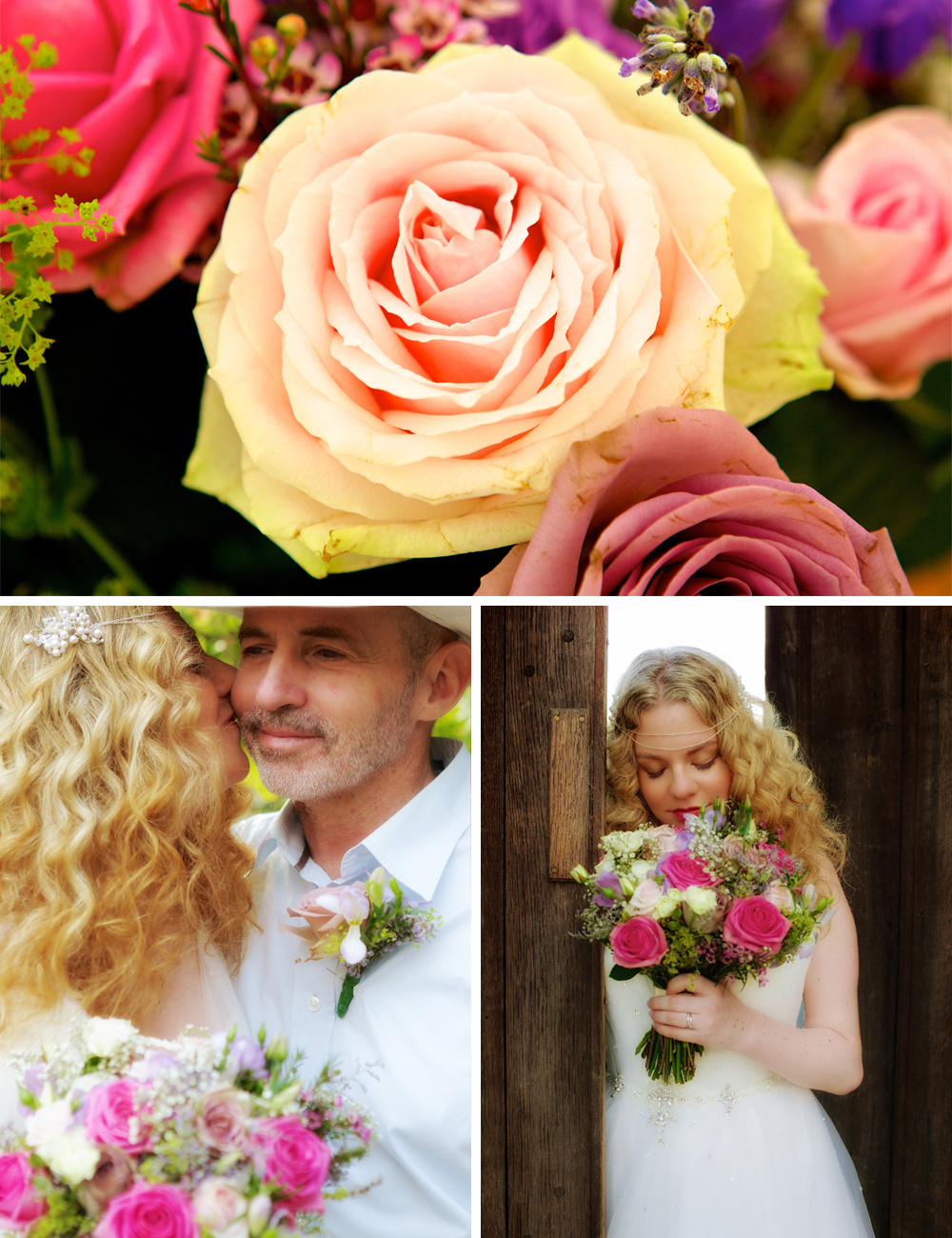 Jewish Vintage Wedding flowers