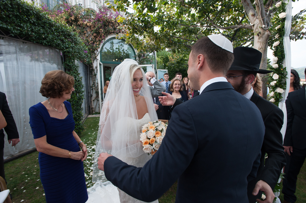 Ravello Amalfi Jewish Wedding 123