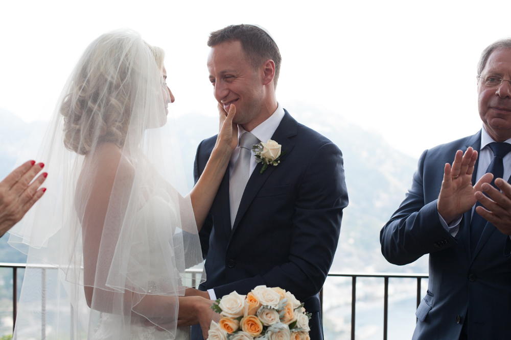 Ravello Amalfi Jewish Wedding 81