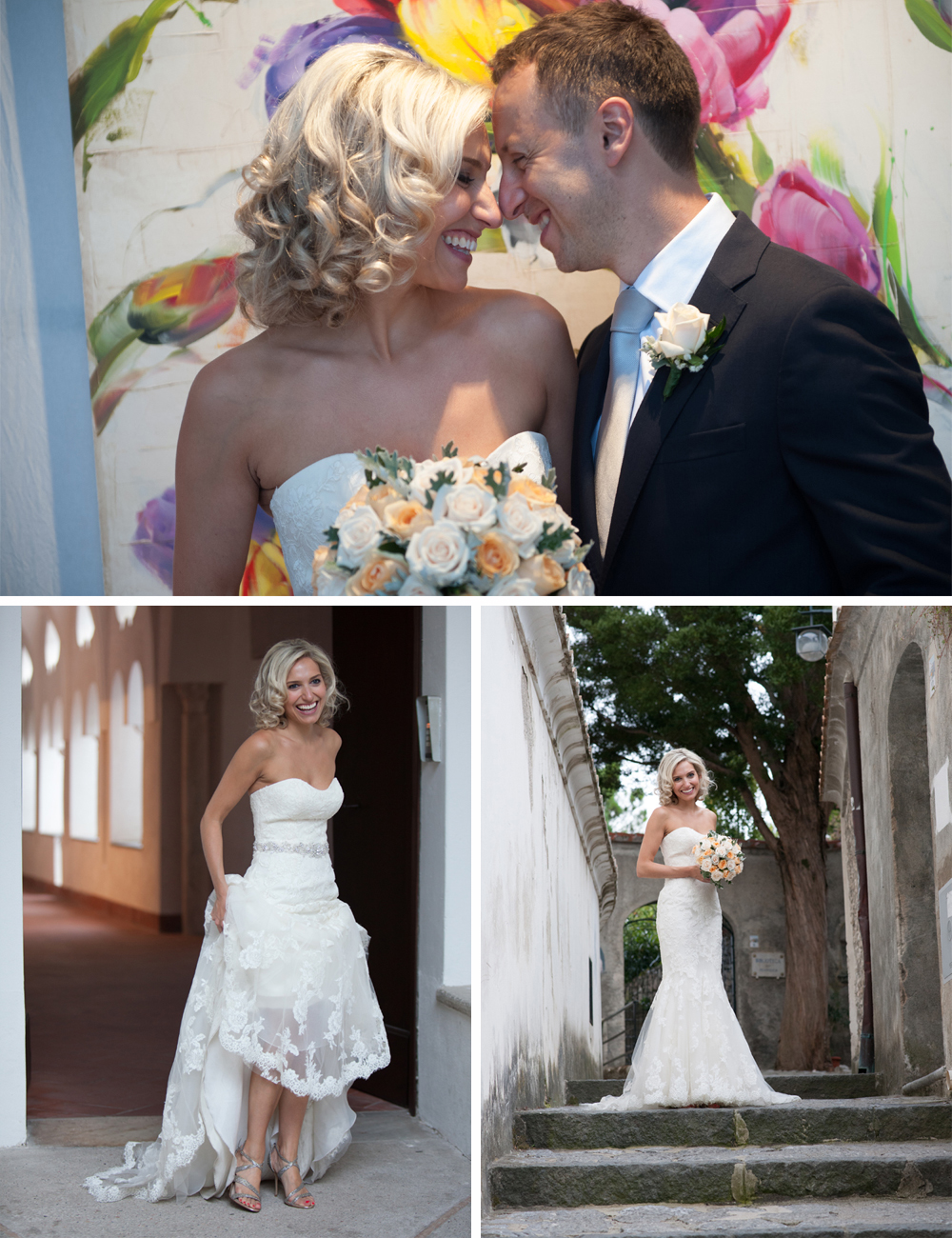 Ravello Amalfi Jewish Wedding d