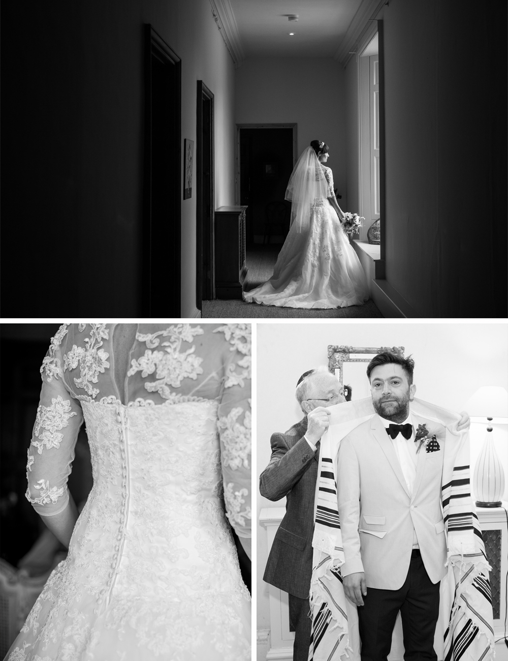Narborough Hall Jewish Wedding 15