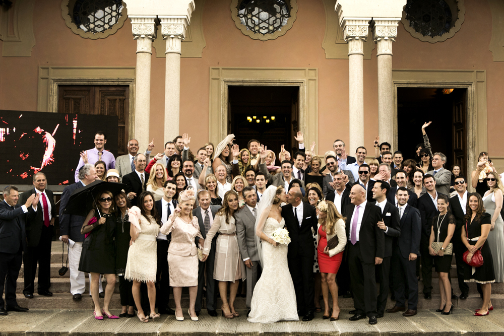 Florence Villa Cora Wedding 32