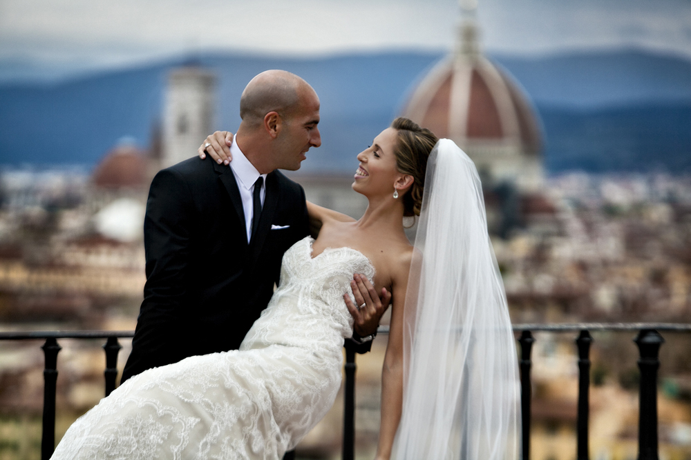 Florence Villa Cora Wedding 78