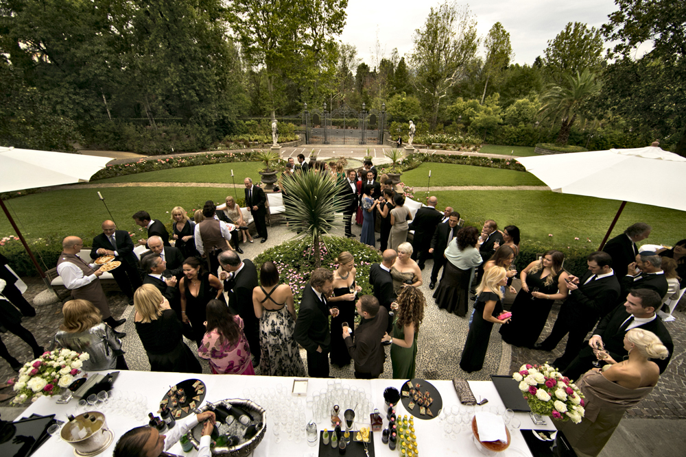 Florence Villa Cora Wedding 9