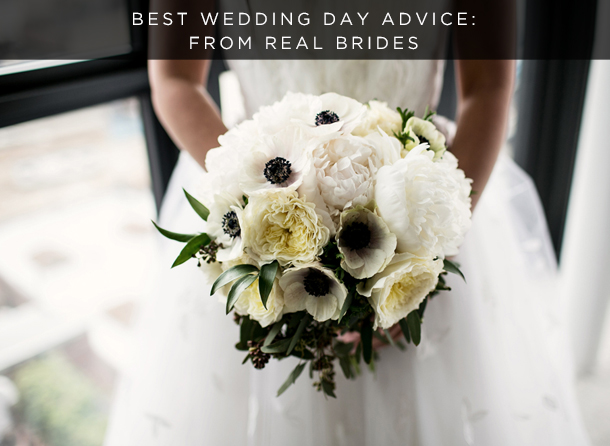 ADVICE TO BRIDES