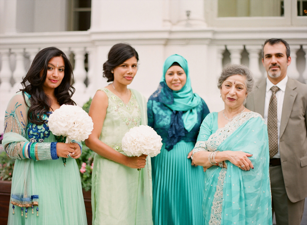 We Decided Wanted To Have A Joint Religious Ceremony Rather Than Two Separate Indian And Jewish Weddings As Felt This Would Not Be True