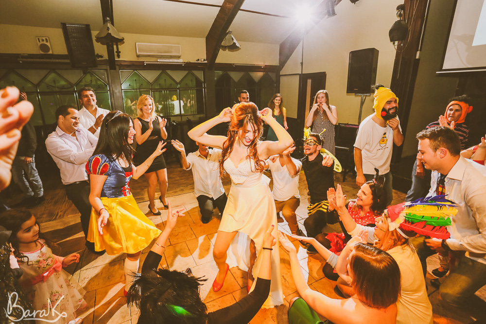 Fancy dress Jewish wedding at Bikta Bayar Carmel Forest Israel30