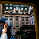 Amanda & Brian | Romantic elegance Jewish wedding at the Rosewood London