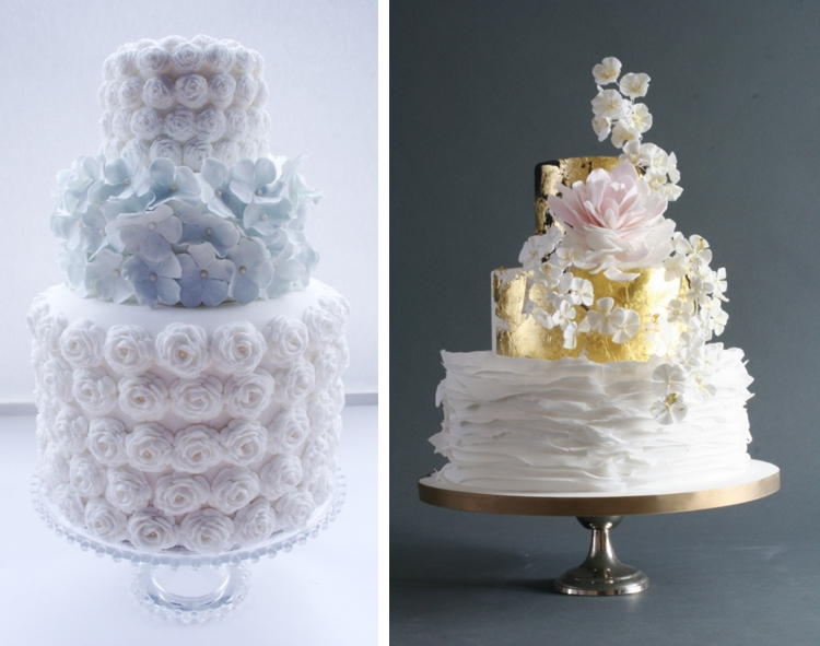 Victoria Made Wedding Cakes