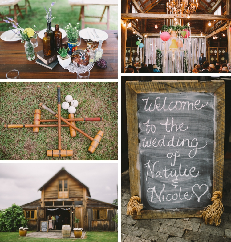 creative rustic barn Wedding at Sydney Polo Club Australia_0044