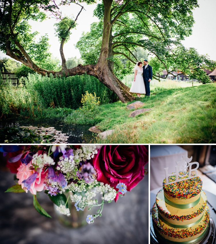 colourful English garden Jewish wedding_0030