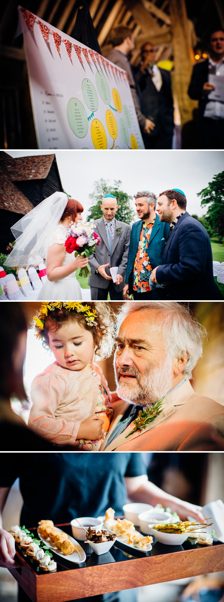 colourful English garden Jewish wedding_0036