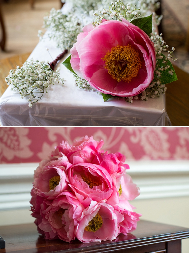 Country Garden Boho Jewish wedding at Offley Place Country House Hertfordshire UK
