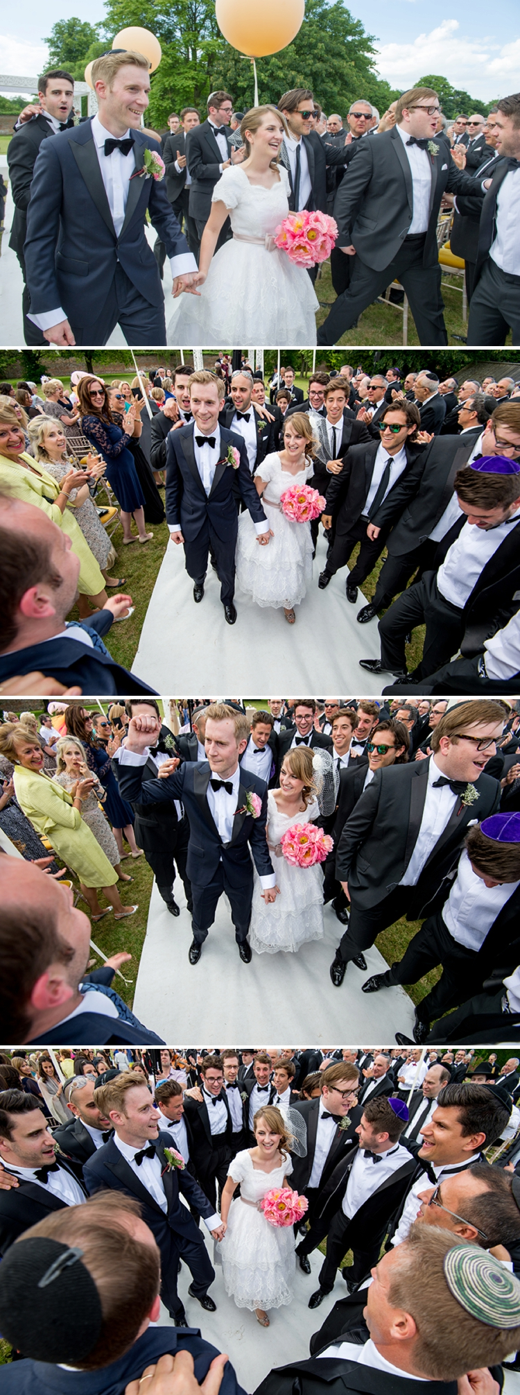 Country Garden Boho Jewish wedding at Offley Place Country House Hertfordshire UK_0015