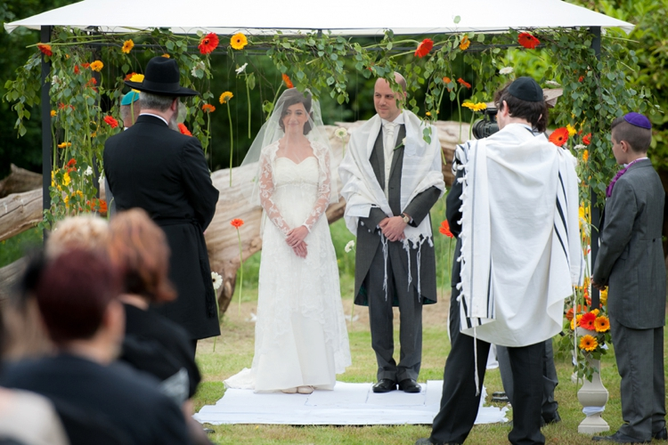 Chuppah For Smashing The Glass Jewish Weddings Explained