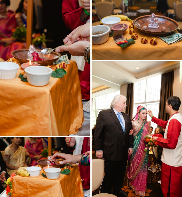 Colourful fusion Hindu Jewish 'HinJew' wedding at theWit, Chicago, Illinois, USA_0018