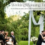 Wedding Planning Monthly Checklist and dates in 2017 + 2018 to avoid for a Jewish wedding