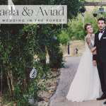 Michaela & Aviad | A Jewish wedding in the woods in Ben Shemen forest, Israel