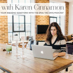 'Q&A with Karen Cinnamon' – a return interview with the Save The Date wedding podcast