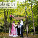 Nirmala & Ian | Indo-Trini Jew-ish Barn Wedding at Full Moon Resort, Big Indian, New York, USA