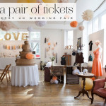 Win a pair of tickets to Etsy's Wedding Fair!