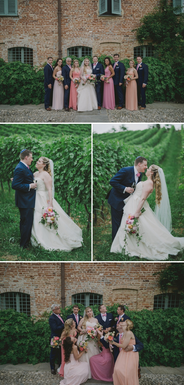An Ines Di Santo Bride For A Destination Jewish Wedding In The Italian Countryside At Relais