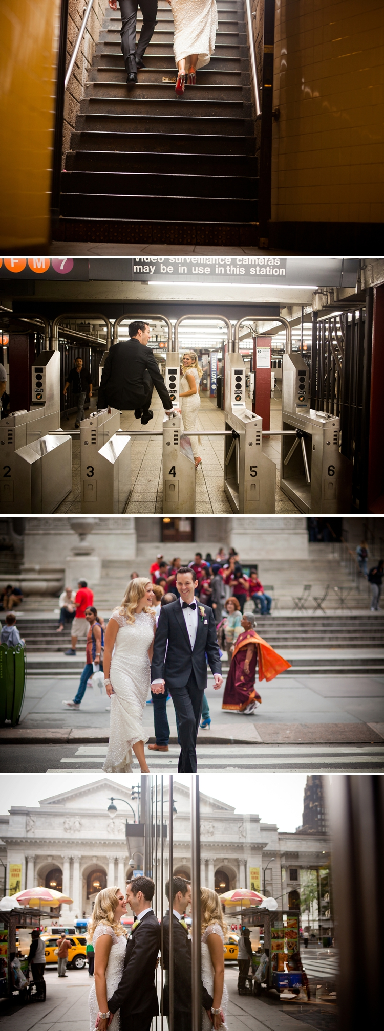 book-themed wedding at the New York Public Library_0010