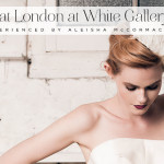 Muscat London at the White Gallery Bridal Design Show 2015