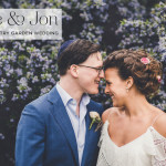 Susie & Jon | 'upcycled chic' Garden Party Jewish wedding at Micklefield Hall, Hertfordshire, UK