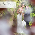 A Pronovias bride and a Dolce & Gabbana groom for an 'enchanted garden' Jewish wedding, at Luton Hoo, Hertfordshire, UK