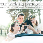 Win your wedding photography (worth £2450!) by the internationally acclaimed wedding photographer, Kate Nielen
