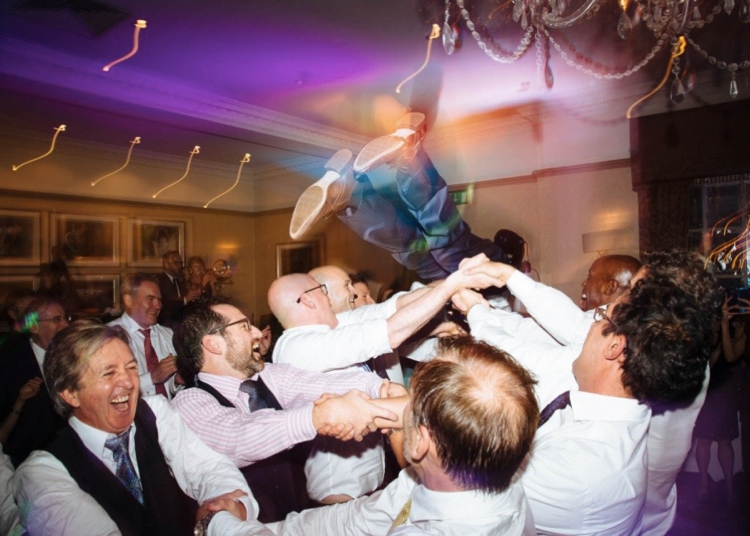 Jewish Wedding Dancing Do Something Different With The Dance Floor