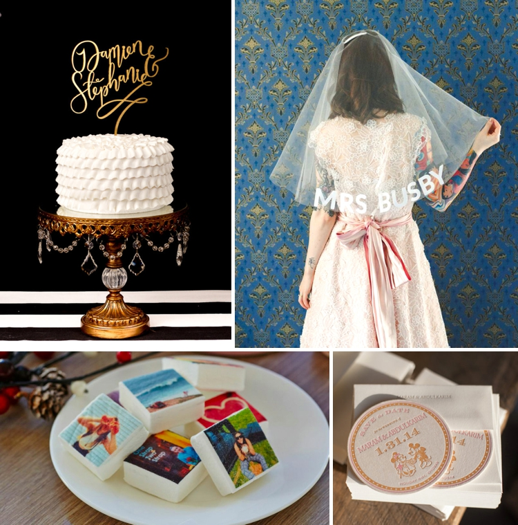 pages creative ideas bridal