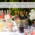Cheers! A Guide to Wedding Drinks… by Mr STG