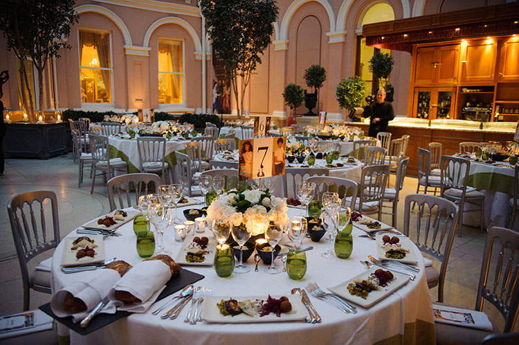 Wallace Collection Wedding Dinner Tables At Our Click Here To See Full