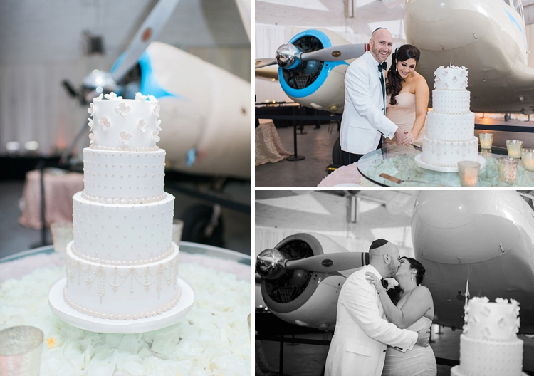 Airport Museum Wedding