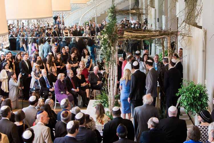 Jewish Wedding at Calhoun Beach Club