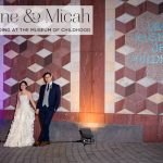 A literary-themed Jewish wedding at the West London Synagogue and the V&A Museum of Childhood, London, UK