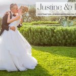A spectacular Jewish destination wedding with a bride in a Howard Green dress at Villefrenche-sur-Mer, Côte d'Azur, France