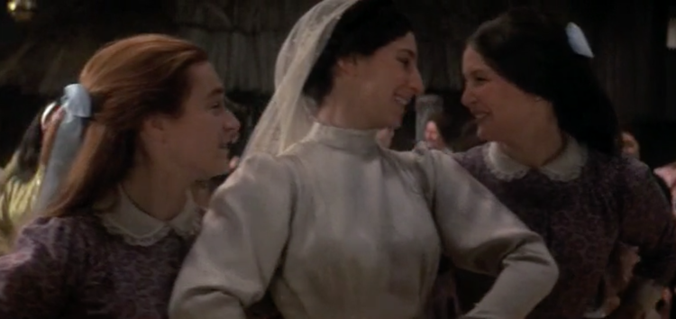 fiddler on the roof bridesmaids