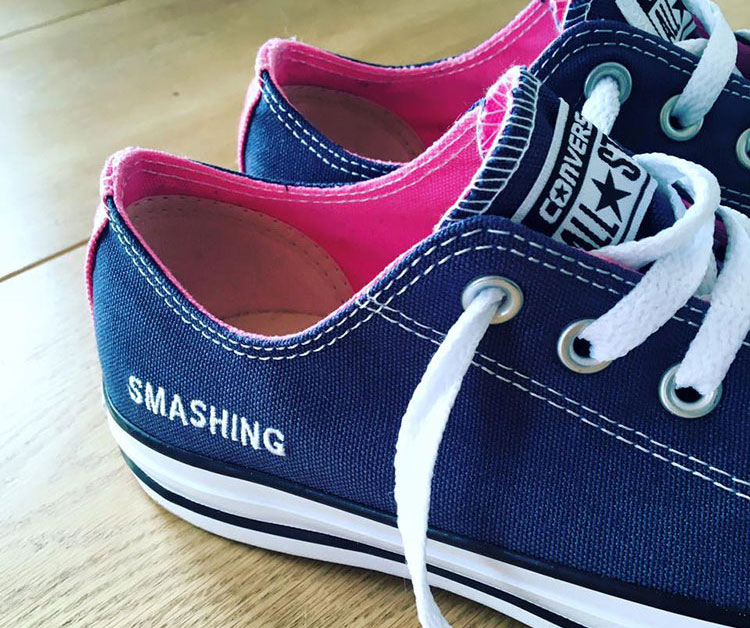 personalized converse